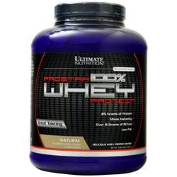 Ultimate Nutrition ProStar 100% Whey Protein Natural 5 lbs