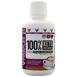 Finaflex 100% Keto Creamer French Vanilla 16 fl.oz
