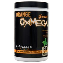 Controlled Labs Orange OxiMega Greens Spearmint 327 grams