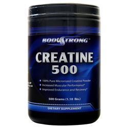 BodyStrong Creatine 500 grams