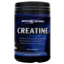BodyStrong Creatine (1000mg) 240 caps