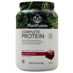 PlantFusion Complete Plant Protein Red Velvet Cake 2 lbs