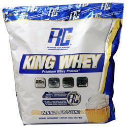 Ronnie Coleman King Whey Vanilla Frosting 10 lbs