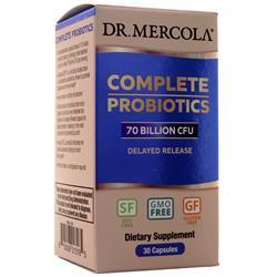 Dr. Mercola Complete Probiotics (70 Billion CFU) 30 caps