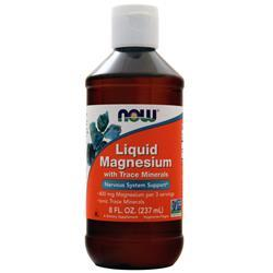Now Liquid Magnesium with Trace Minerals 8 fl.oz