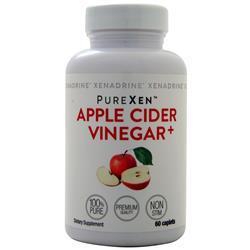 Iovate Xenadrine - PureXen Apple Cider Vinegar+ 60 cplts