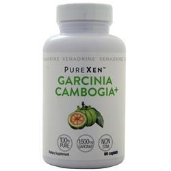 Iovate Xenadrine - PureXen Garcinia Cambogia+ 60 cplts