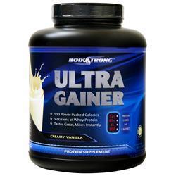 BodyStrong Ultra Gainer Creamy Vanilla 6 lbs