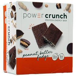 Power Crunch Power Crunch Wafers Peanut Butter Fudge 12 bars