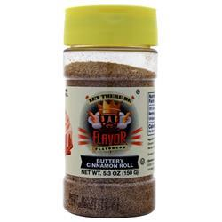 Flavor God Let There Be Flavor Buttery Cinnamon Roll 5.3 oz