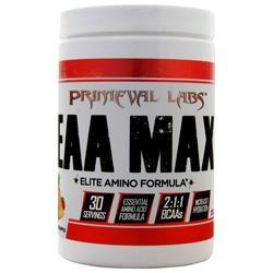 Primeval Labs EAA Max Mango Pineapple 354 grams