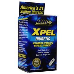 MHP Xpel - Maximum Strength Herbal Diuretic 80 caps