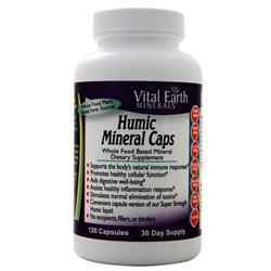 Vital Earth Minerals Humic Mineral Caps 120 caps