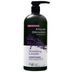 Avalon Organics Conditioner Nourishing Lavender 32 fl.oz