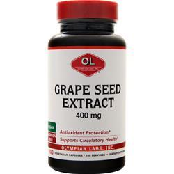Olympian Labs Grape Seed Extract Naturopathic (400mg) (Buy one Get one Free) 200 caps