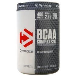 Dymatize Nutrition BCAA Complex 2200 400 tabs