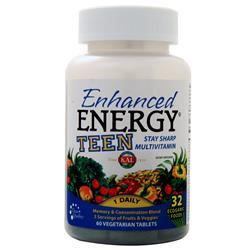 KAL Enhanced Energy for Teen 60 tabs