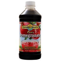 Dynamic Health Pure Pomegranate Liquid Unsweetened 16 fl.oz