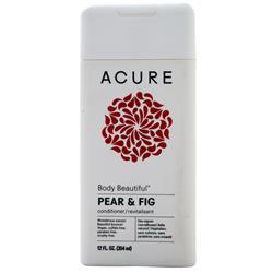 Acure Conditioner Pear & Fig 12 fl.oz