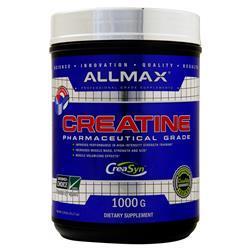 Allmax Nutrition Creatine - Pharmaceutical Grade 1000 grams