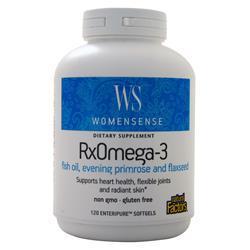 Natural Factors WomenSense RxOmega-3 120 sgels