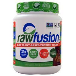 SAN Rawfusion Peanut Chocolate Fudge 2.12 lbs