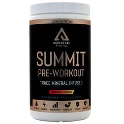 Adventure Athletics Summit Pre-Workout Raspberry Lemonade 514 grams