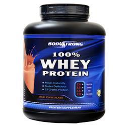 BodyStrong 100% Whey Protein Milk Chocolate 5 lbs