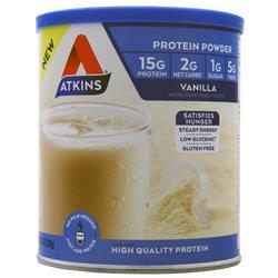 Atkins Protein Powder Vanilla 9.88 oz