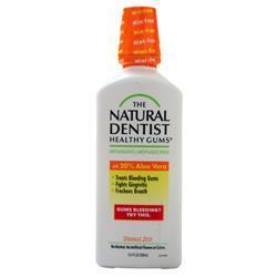 The Natural Dentist Healthy Gums Rinse Orange Zest 16.9 fl.oz