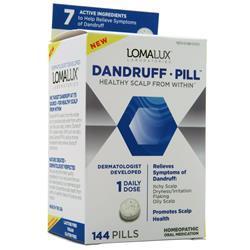 Loma Lux Laboratories Dandruff Pill 144 tabs