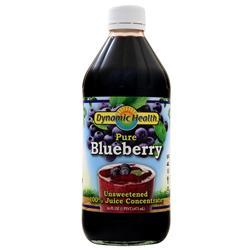 Dynamic Health Pure Blueberry Juice Concentrate 16 fl.oz