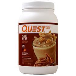 Quest Nutrition Quest Protein Powder Peanut Butter 3 lbs