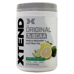 Scivation Xtend The Original 7g BCAA Lemon-Lime Squeeze 420 grams