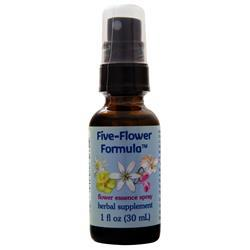 Flower Essence Services Five-Flower Formula 1 fl.oz