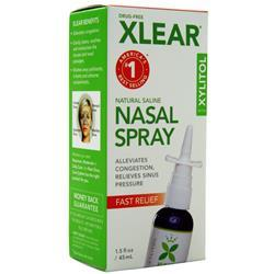 Xlear Nasal Spray 1.5 fl.oz