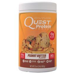 Quest Nutrition Quest Protein Powder Peanut Butter 2 lbs