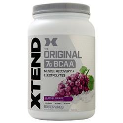 Scivation Xtend The Original 7g BCAA Glacial Grape 1215 grams
