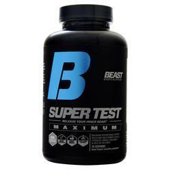 Beast Sports Nutrition Super Test - Maximum 120 caps
