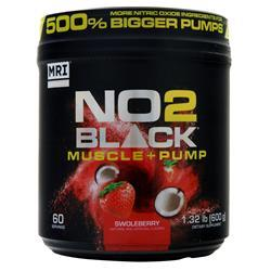 MRI NO2 Black Powder Swoleberry 1.32 lbs