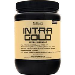 Ultimate Nutrition Intra Gold (Buy 1 Get 1 Free) Wild Strawberry 720 grams