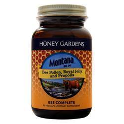 Montana Big Sky Bee Complete - Bee Pollen, Royal Jelly and Propolis 90 vcaps
