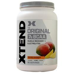 Scivation Xtend The Original 7g BCAA Mango Madness 1260 grams