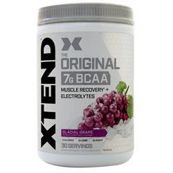 Scivation Xtend The Original 7g BCAA Glacial Grape 405 grams