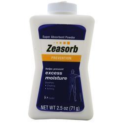 Stiefel Laboratories Zeasorb Powder 2.5 oz