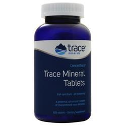 Trace Minerals Research ConcenTrace Trace Mineral Tablets 300 tabs