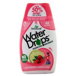 Sweetleaf WaterDrops - Delicious Stevia Water Enhancer Raspberry Lemonade 1.62 fl.oz