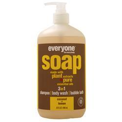 EO Products Everyone for Everybody Soap Coconut + Lemon 32 fl.oz
