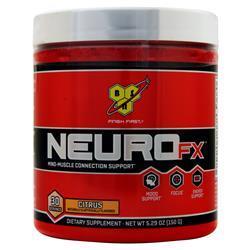 BSN Neuro FX Citrus 5.29 oz