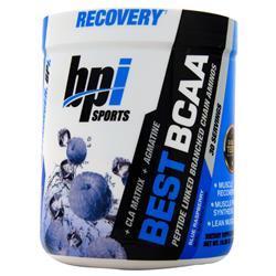 BPI Best BCAA Blue Raspberry 300 grams